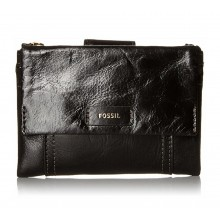 Fossil Ellis Multifunction Women Wallet Black