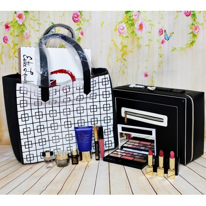 Estee Lauder Holiday Blockbuster Collection Set Worth Over RM1100