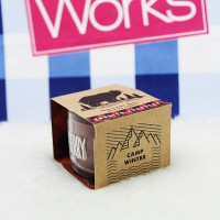 Bath & Body Works Mini Candle Frosted Cranberry