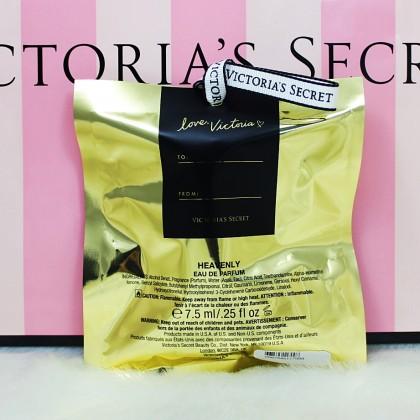 Victoria's Secret Ornament Heavenly Miniature Perfume Gift