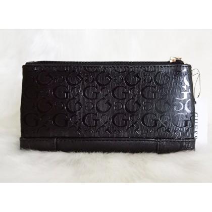 Guess Capra Slim Women Wallet Black