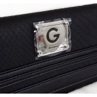 Guess Salido Slim Women Wallet Black