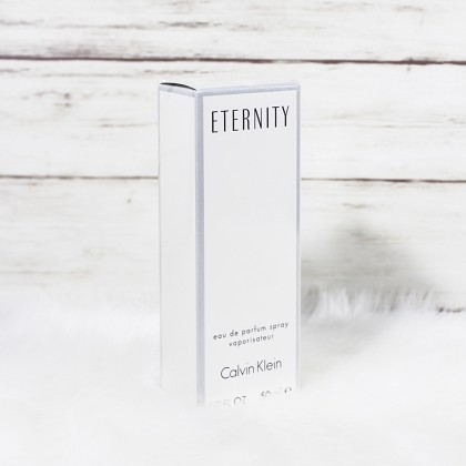 Calvin Klein Eternity Women EDP Perfume 50ml