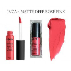 NYX Soft Matte Lip Cream Ibiza