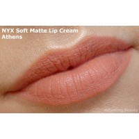 NYX Soft Matte Lip Cream Athens