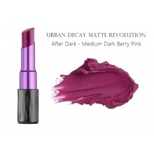 Urban Decay Matte Revolution Lipstick - After Dark