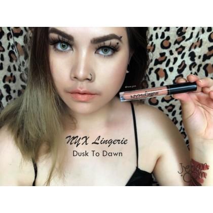 NYX Lip Lingerie Liquid Lipstick Dusk To Dawn