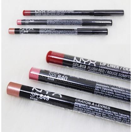NYX Slim Lip Liner Pencil Rose