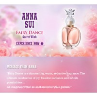 Anna Sui Fairy Dance Mini Perfume EDT 4ml