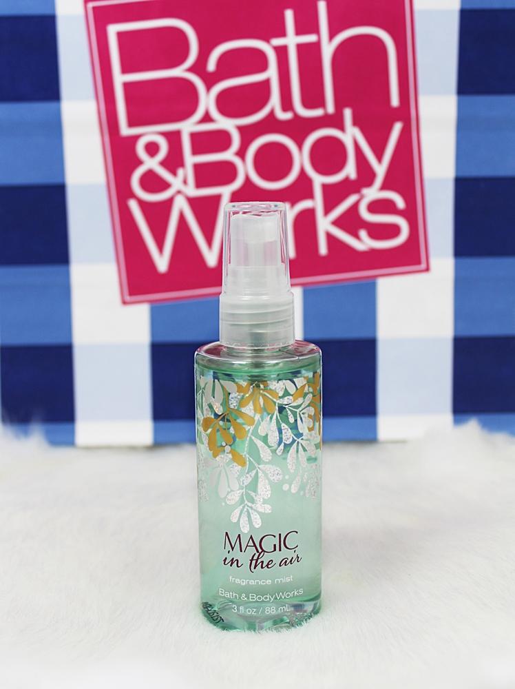 Bath & Body Works Magic In The Air Travel Fragrance Mist