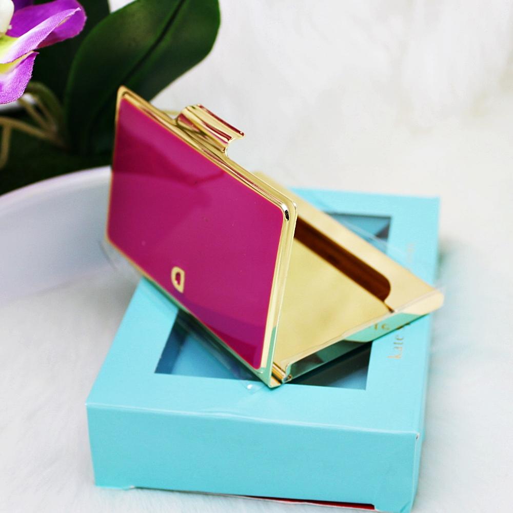 Kate Spade Business Card Case Holder D Pink