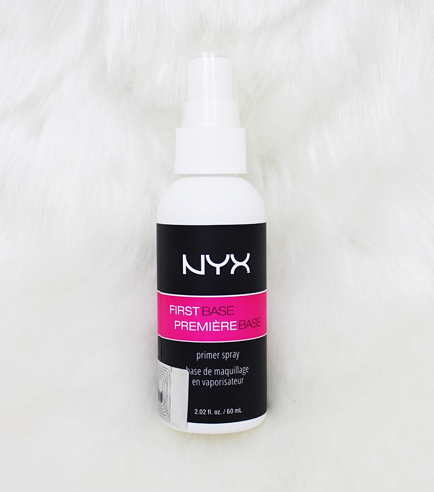 NYX First Base Makeup Primer Spray