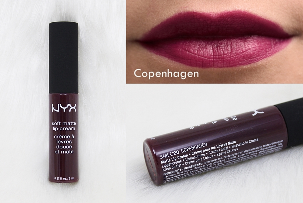 NYX Combo Set 06 Soft Matte Lip Cream