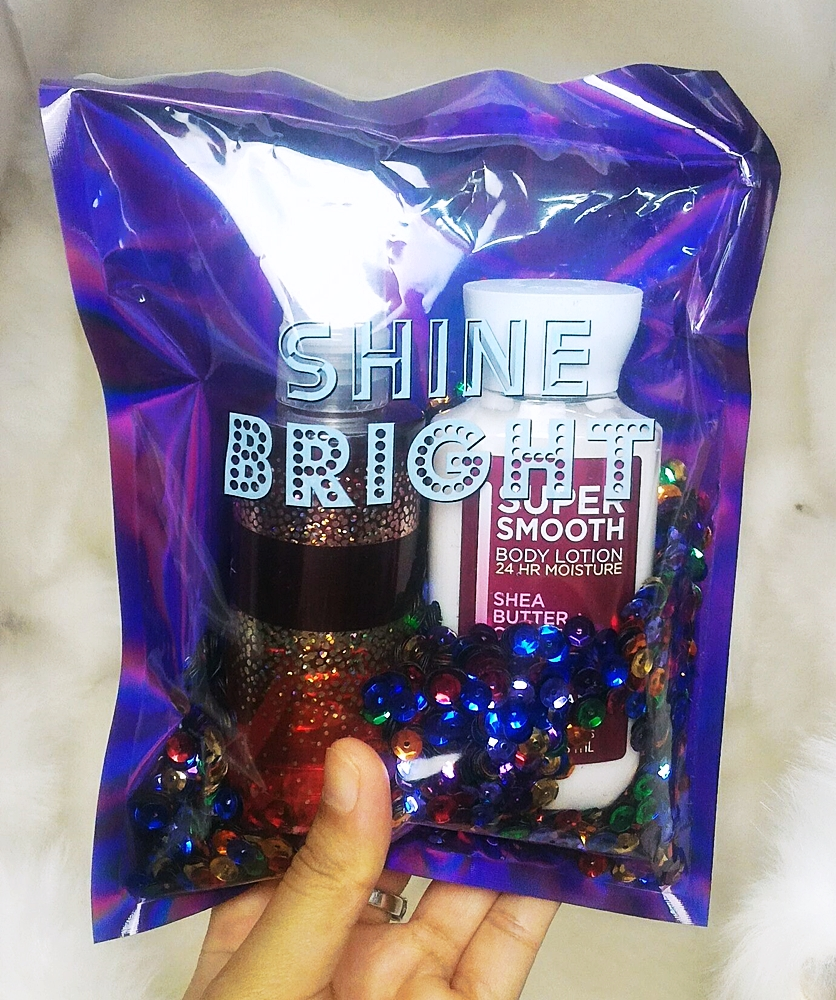 Bath & Body Works A Thousand Wishes Travel Duo Gift Set