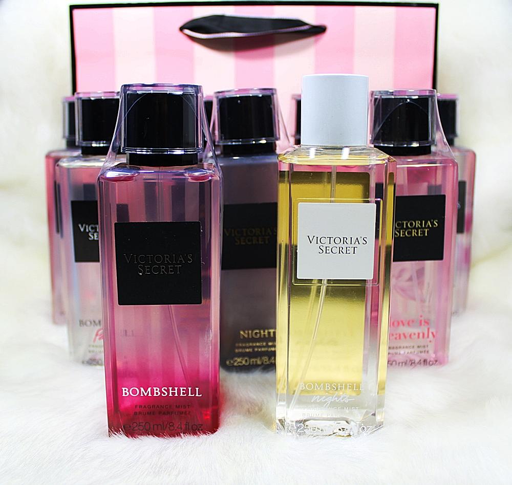 Victoria's Secret Bombshell Nights Fragrance Mist 250ml