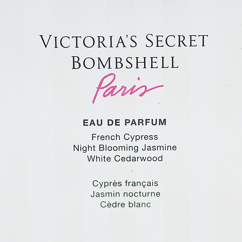 Victoria's Secret Bombshell Paris EDP Perfume