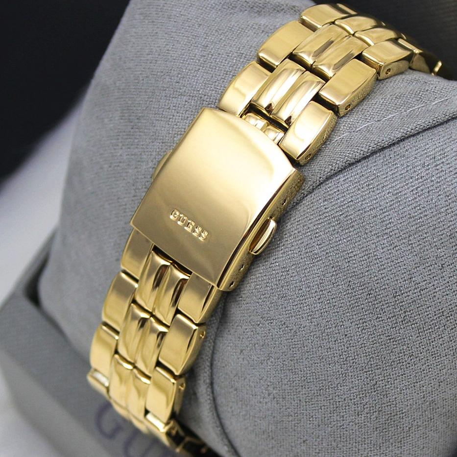 Guess U85110L1 Dazzling Crystal Gold Watch