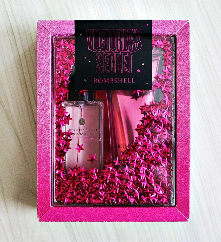 Victoria's Secret Bombshell Body Mist & Lotion Gift Set