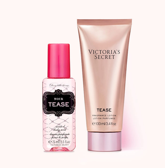 Victoria's Secret Tease Lotion & Mist 2pc Gift Set