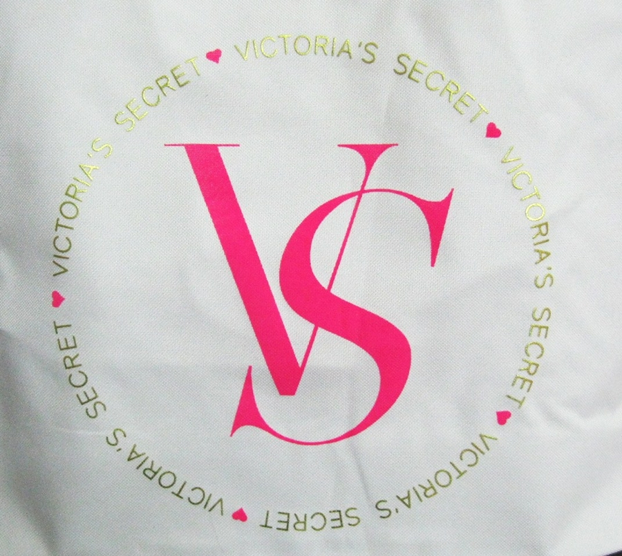 Victoria's Secret Large Beach White Tote