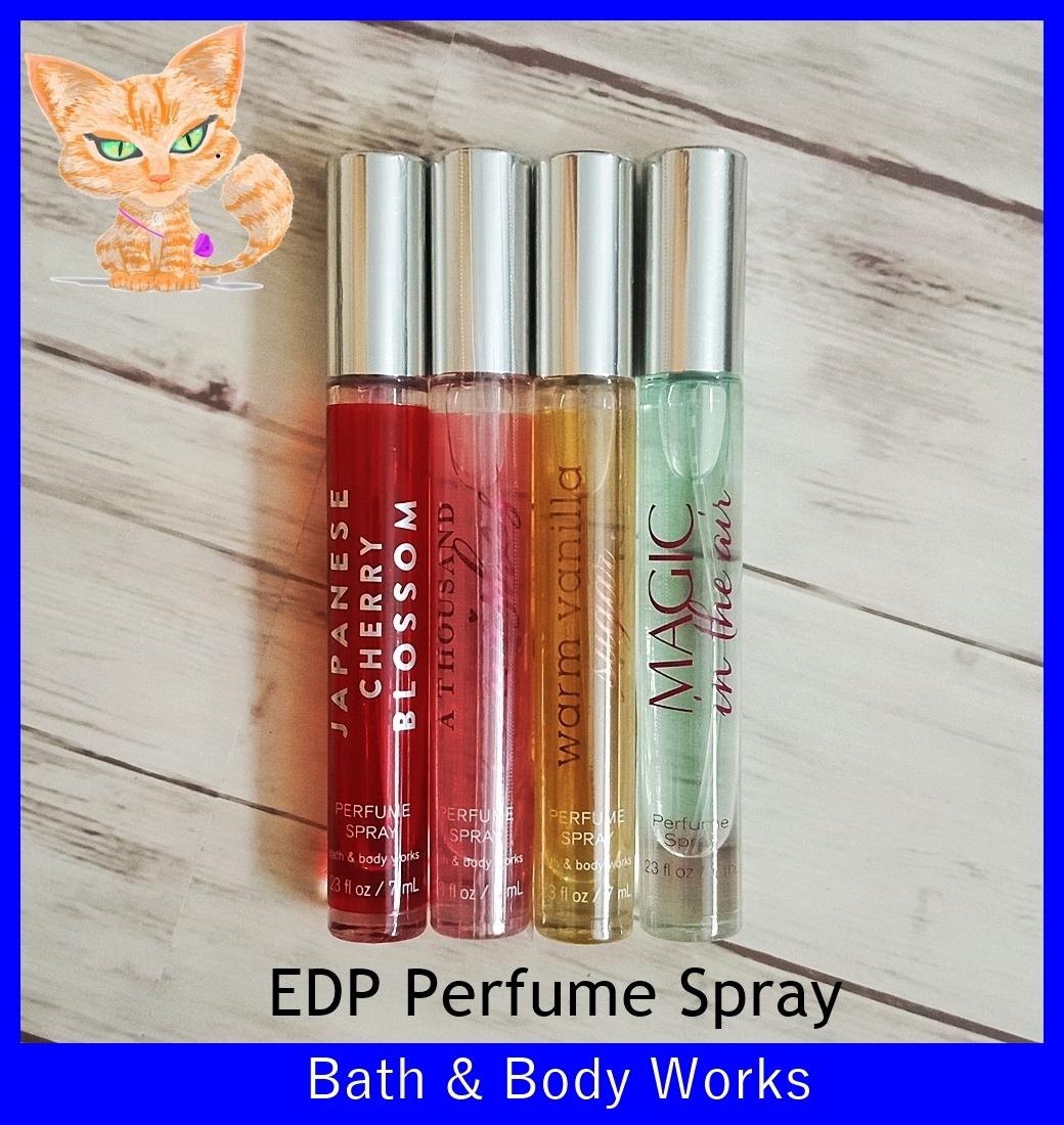 Bath & Body Works Mini Perfume EDP 7ml