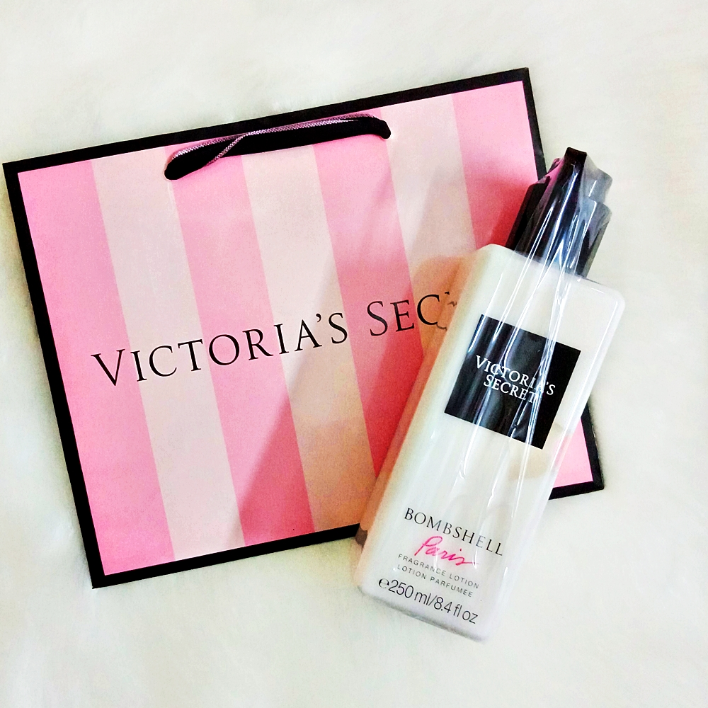 Victoria's Secret Bombshell Paris Fragrance Lotion 250ml