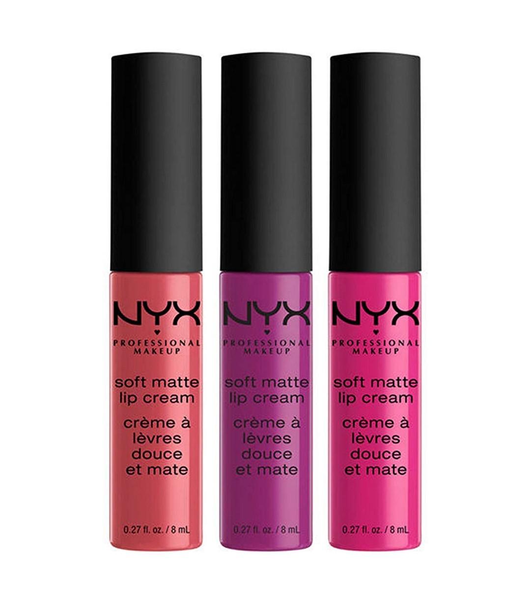 NYX Soft Matte Lip Cream Set 11