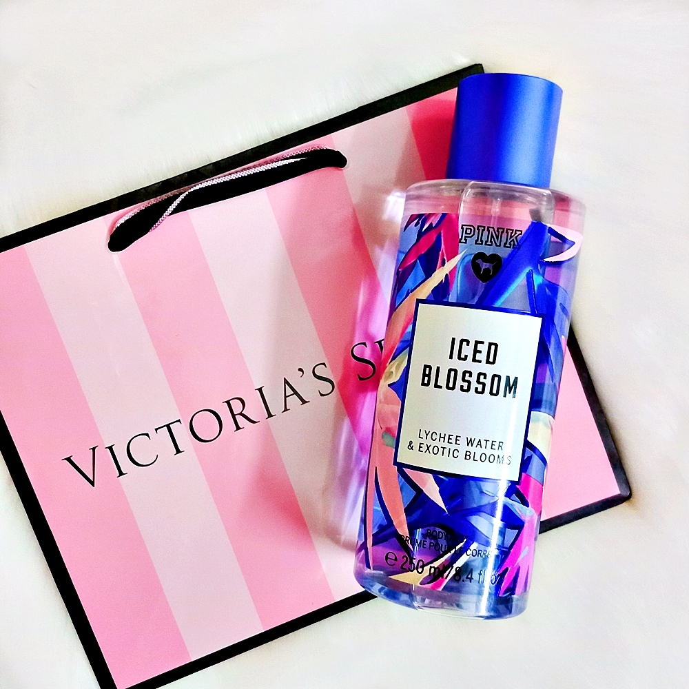 Victoria's Secret Wild Blooms Iced Blooms Body Mist