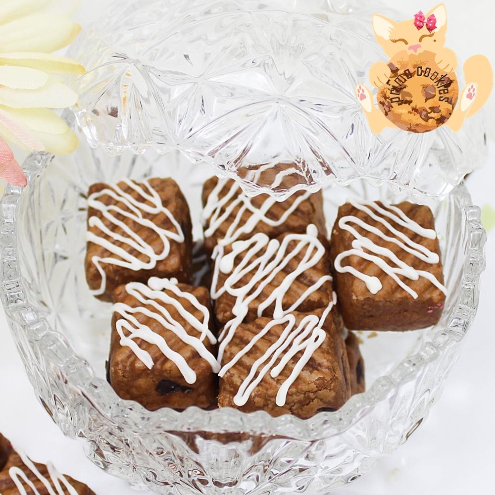 Primo Cookies Homemade Tart Coklat Kiub