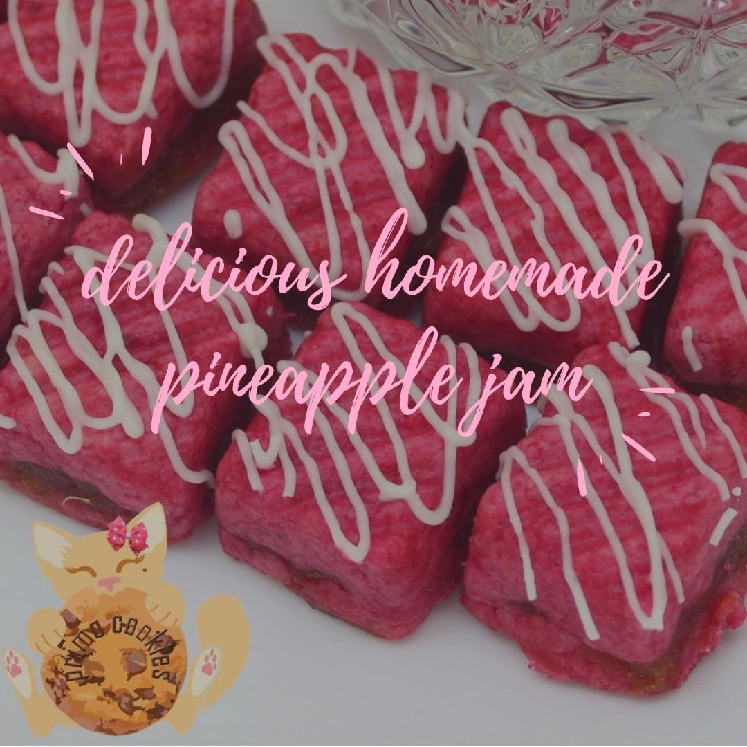 Primo Cookies Homemade Tart Nenas Kiub
