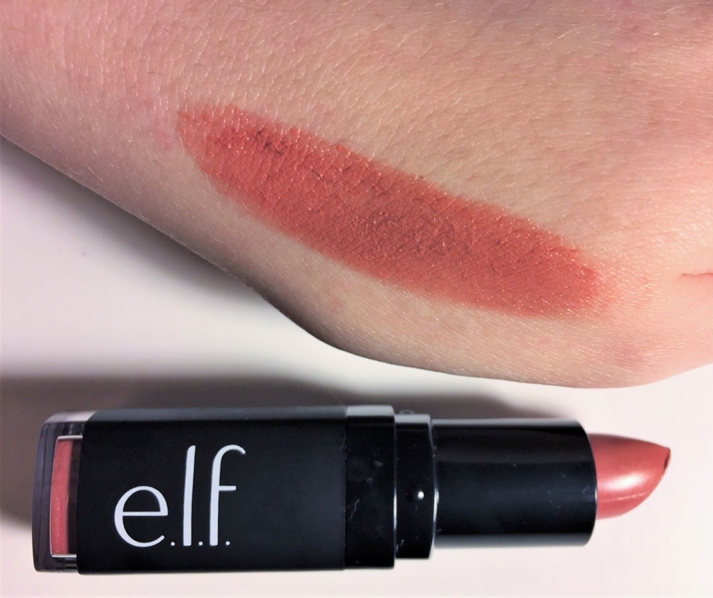 ELF Moisturizing Lipstick Cheeky