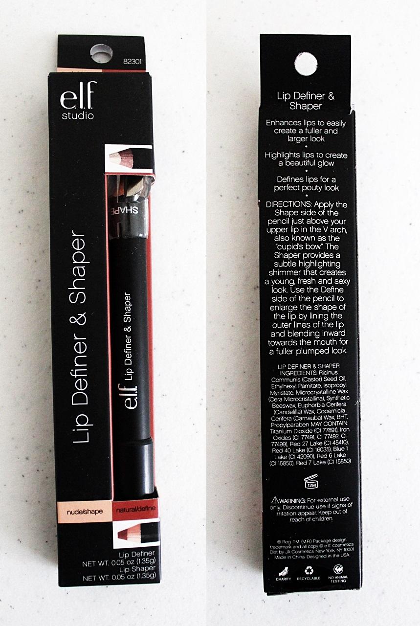 ELF Lip Pencil Definer & Shaper Nude/Natural
