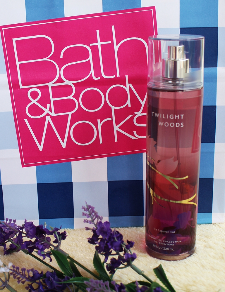 Bath And Body Works Twilight Woods Fragrance Mist 236ml
