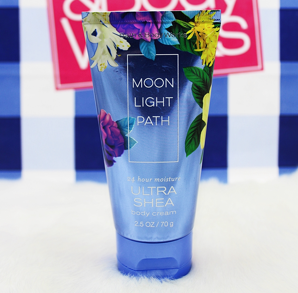 Bath & Body Works Moonlight Path Travel Body Cream