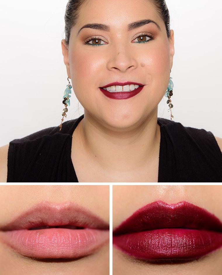 NYX Matte Lipstick Alabama