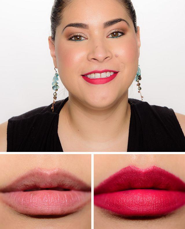 NYX Matte Lipstick Bloody Mary