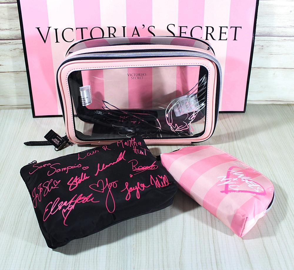 Victoria's Secret Fashion Show Backstage Trio Makeup Case