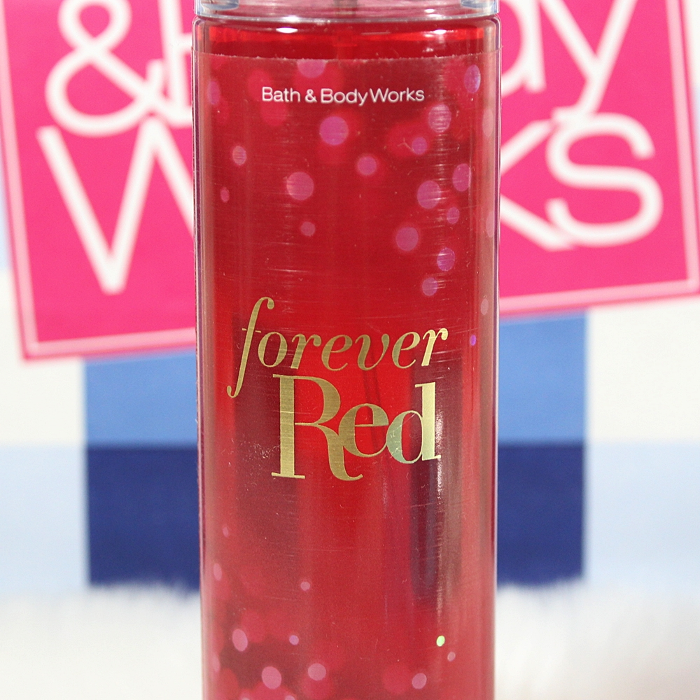 Bath And Body Works Forever Red Fragrance Mist 236ml