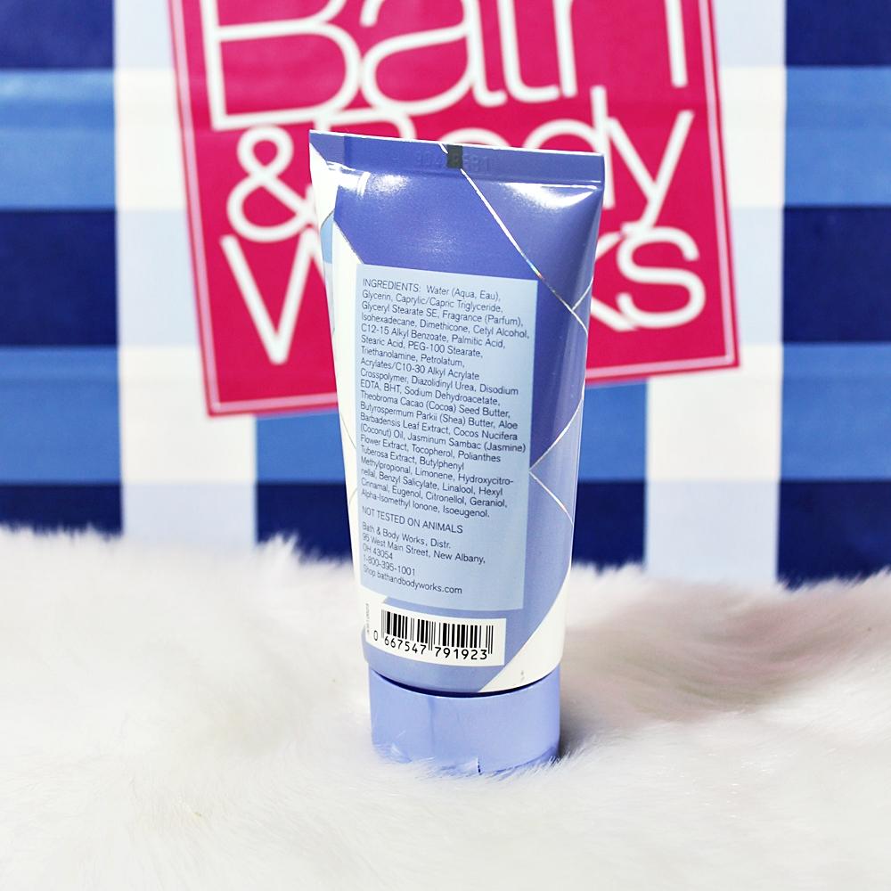Bath & Body Works One In A Million Travel Body Cream