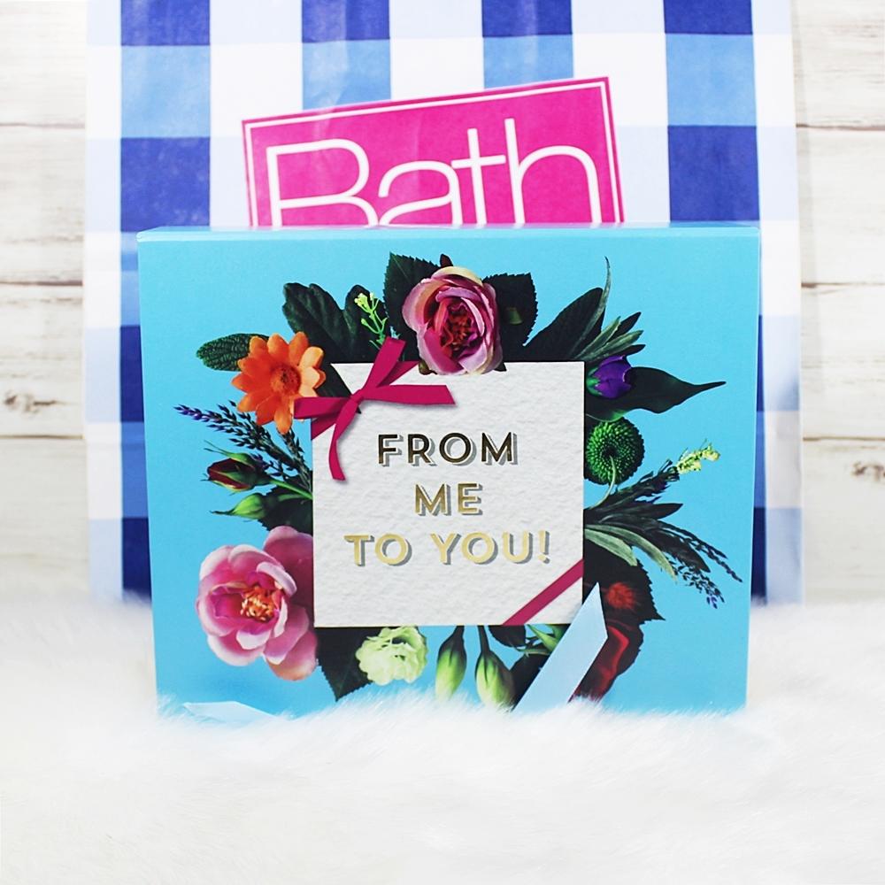 Bath & Body Works Pretty As A Peach Travel Gift Set 3pc