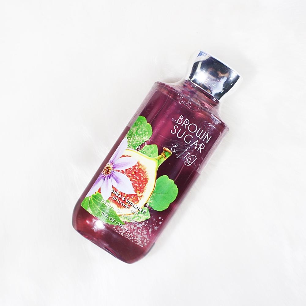 Bath & Body Works Brown Sugar & Fig Shower Gel 295ml