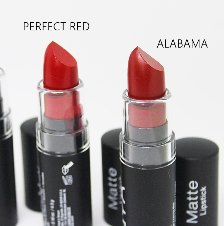 NYX Matte Lipstick Perfect Red