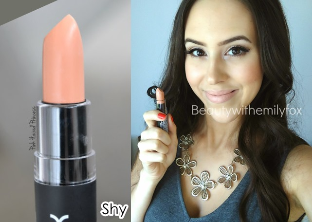 NYX Matte Lipstick Shy