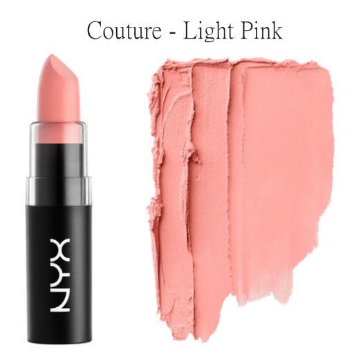 NYX Matte Lipstick Couture