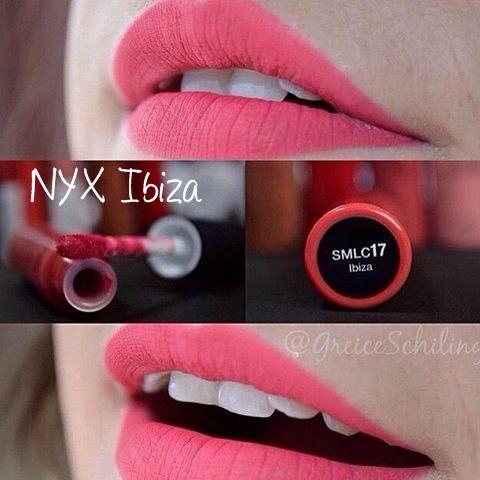 NYX Soft Matte Lip Cream Ibiza