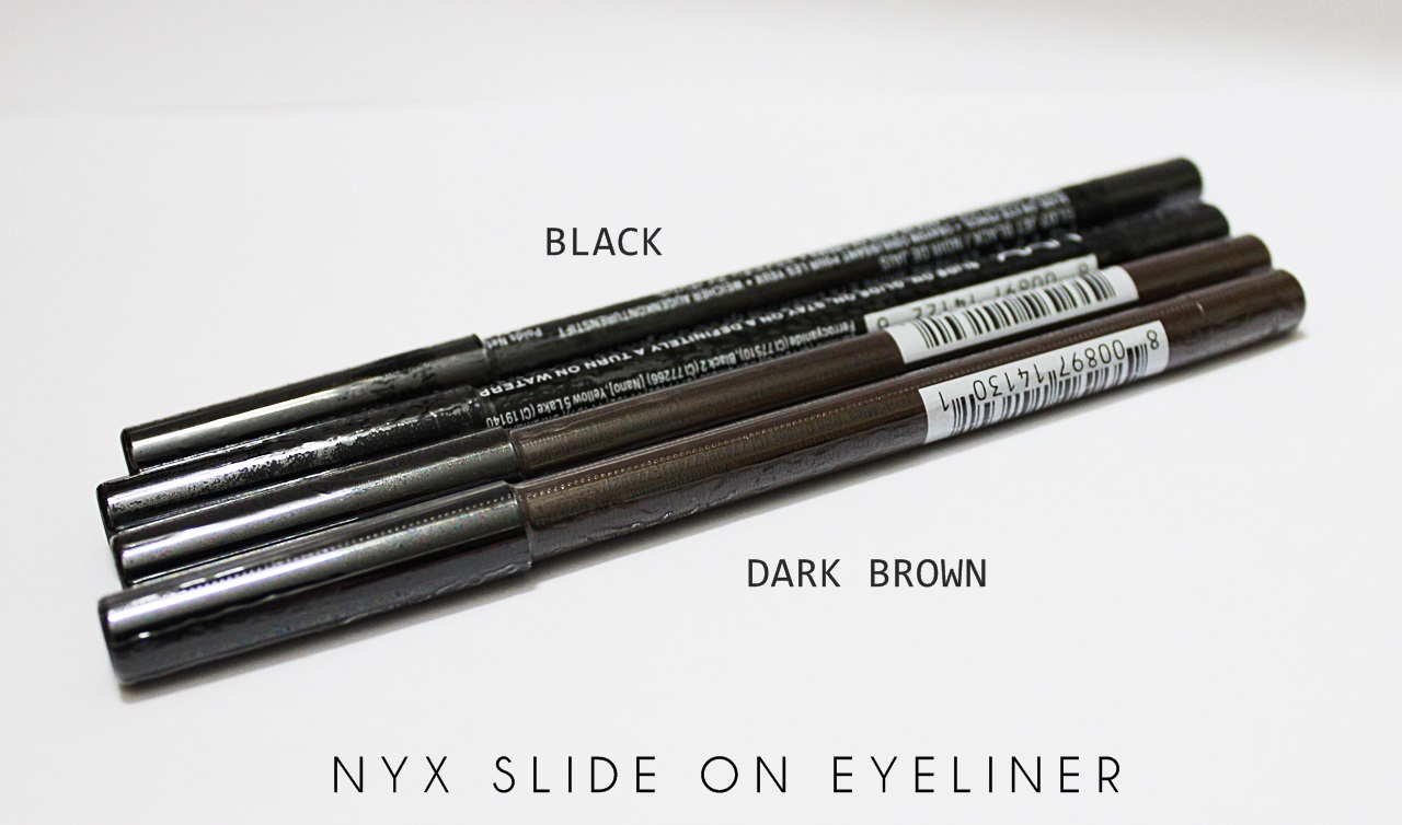 NYX Slide-On Eye Pencil