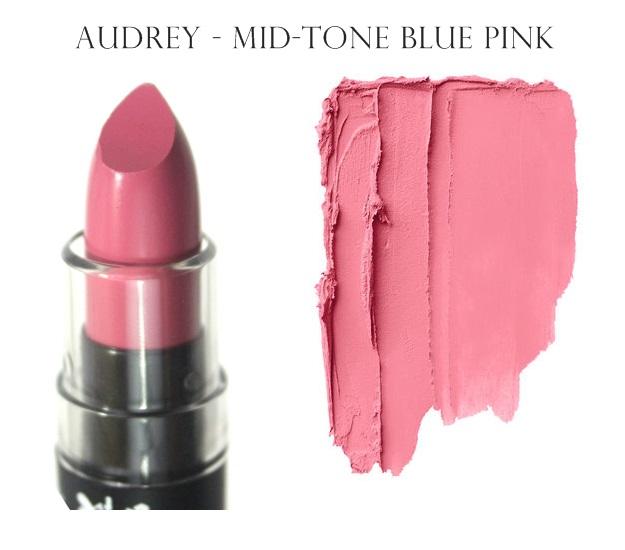 NYX Matte Lipstick Audrey