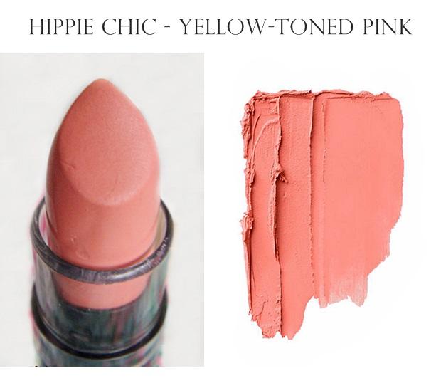NYX Matte Lipstick Hippie Chic