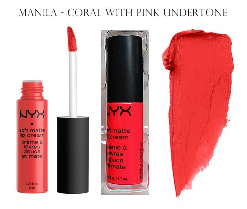 NYX Soft Matte Lip Cream Manila