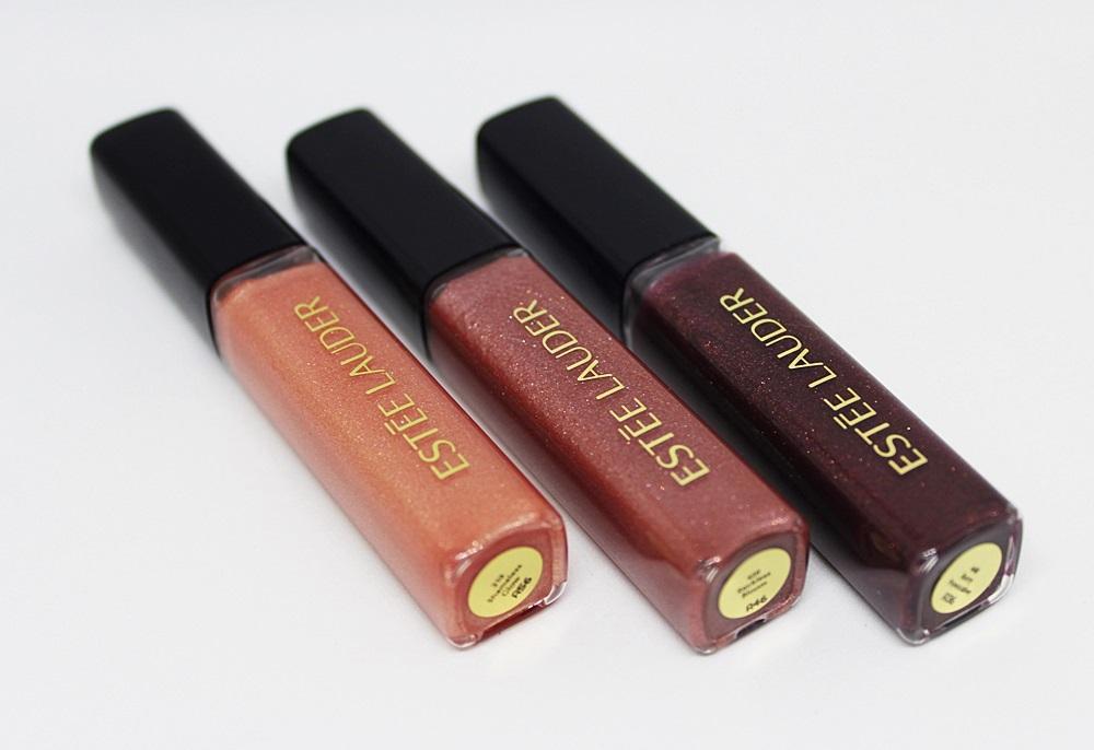 Estee Lauder Pure Color Envy Sculpting Lip Gloss 3pc Neutrals Set